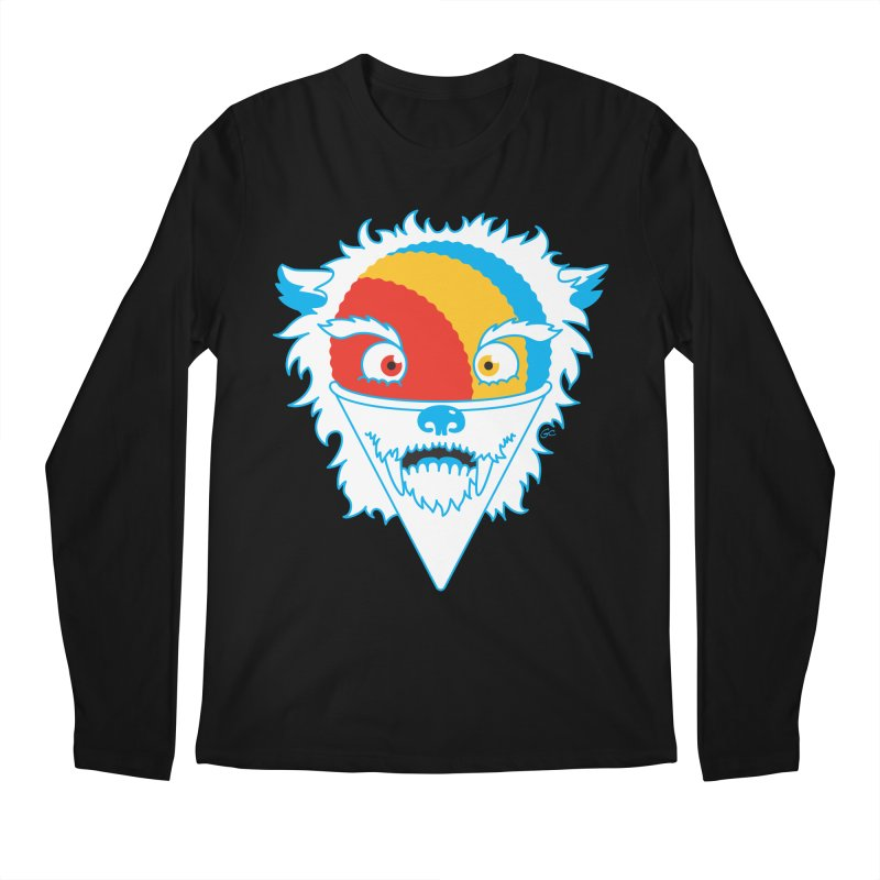 The Abominable Snow-Cone Men's Longsleeve T-Shirt by Trulyfunky Shop @ Threadless!