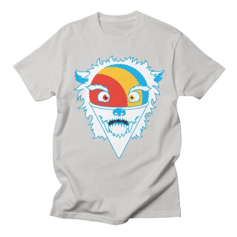 The Abominable Snow-Cone Men's T-Shirt by Trulyfunky Shop @ Threadless!