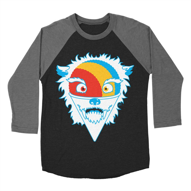 The Abominable Snow-Cone Women's Baseball Triblend T-Shirt by Trulyfunky Shop @ Threadless!