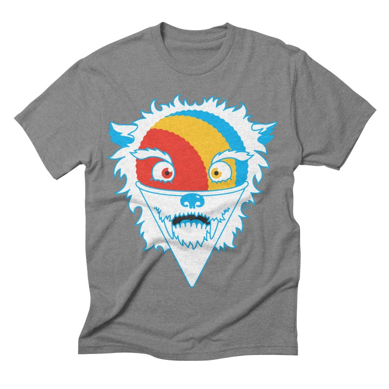 The Abominable Snow-Cone Men's Triblend T-shirt by Trulyfunky Shop @ Threadless!