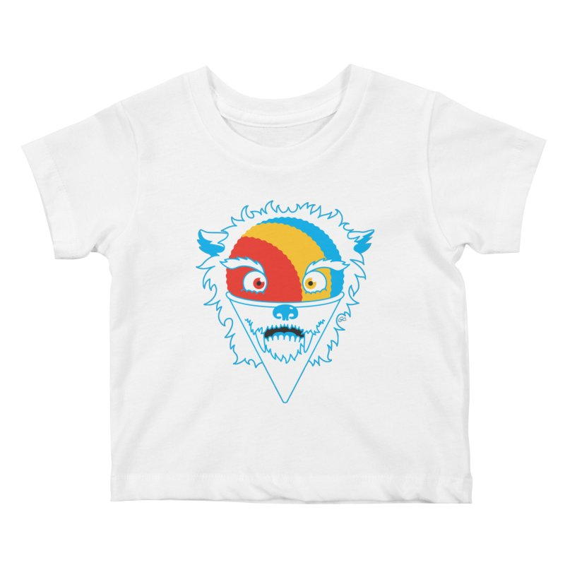 The Abominable Snow-Cone Kids Baby T-Shirt by Trulyfunky Shop @ Threadless!