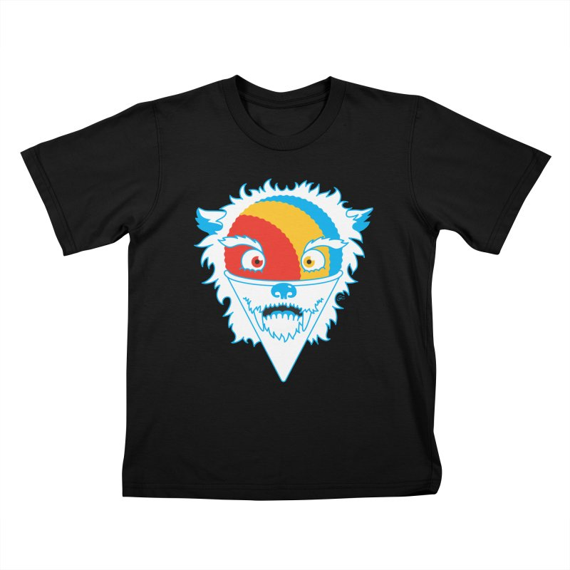 The Abominable Snow-Cone Kids T-Shirt by Trulyfunky Shop @ Threadless!
