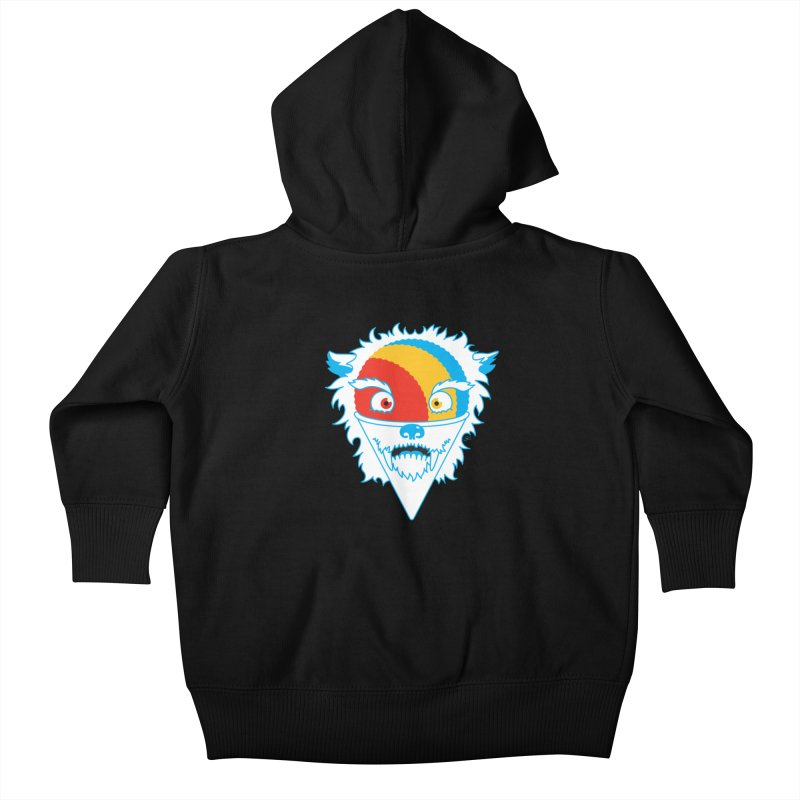 The Abominable Snow-Cone Kids Baby Zip-Up Hoody by Trulyfunky Shop @ Threadless!