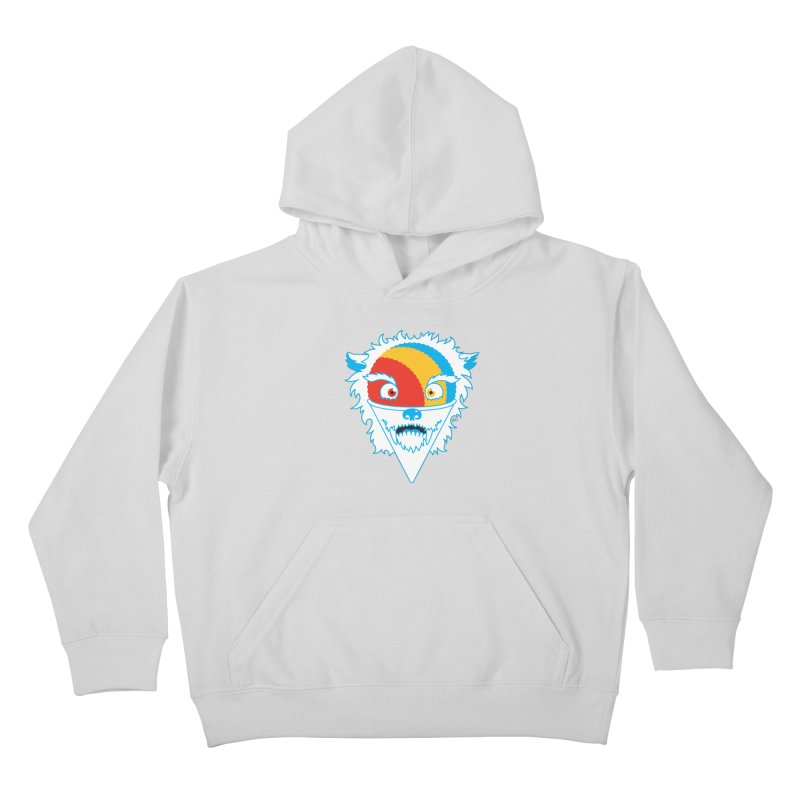 The Abominable Snow-Cone Kids Pullover Hoody by Trulyfunky Shop @ Threadless!