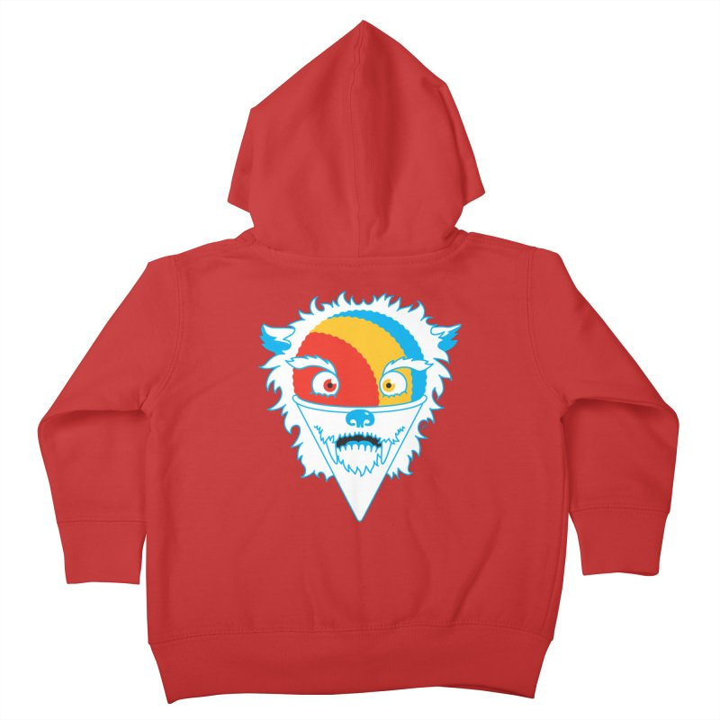 The Abominable Snow-Cone Kids Toddler Zip-Up Hoody by Trulyfunky Shop @ Threadless!