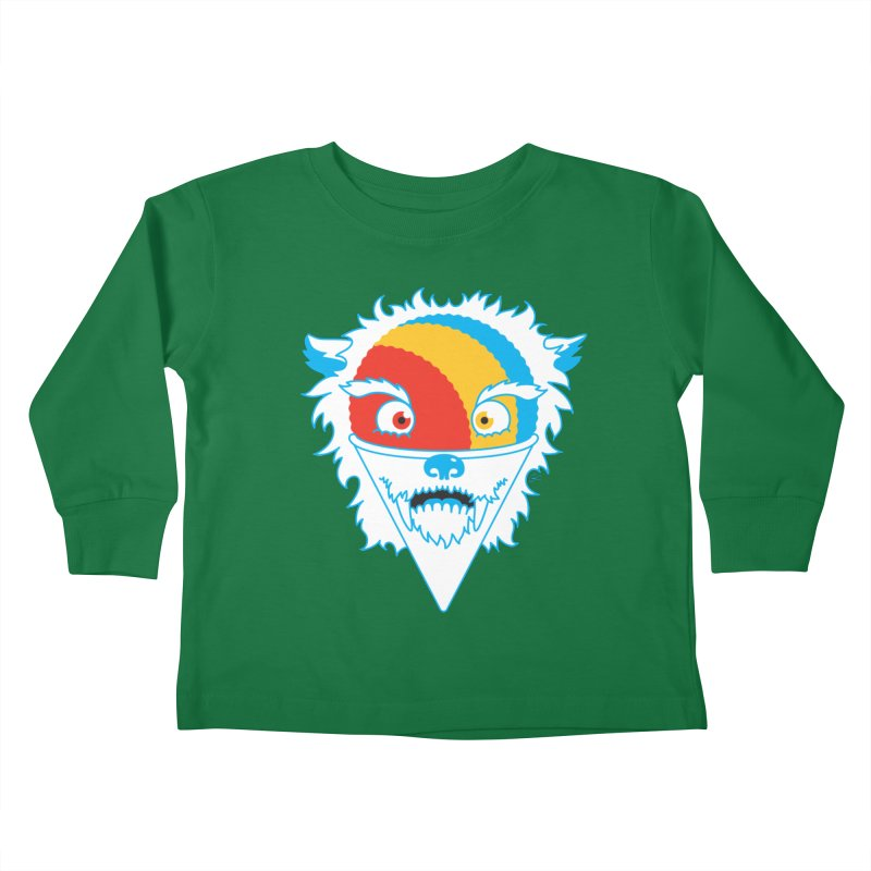 The Abominable Snow-Cone Kids Toddler Longsleeve T-Shirt by Trulyfunky Shop @ Threadless!