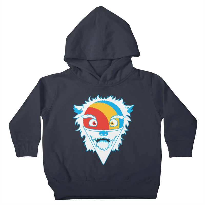 The Abominable Snow-Cone Kids Toddler Pullover Hoody by Trulyfunky Shop @ Threadless!