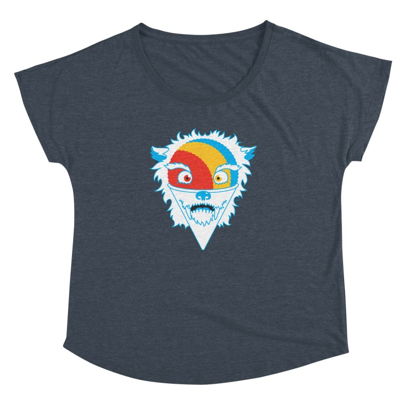 The Abominable Snow-Cone Women's Dolman by Trulyfunky Shop @ Threadless!