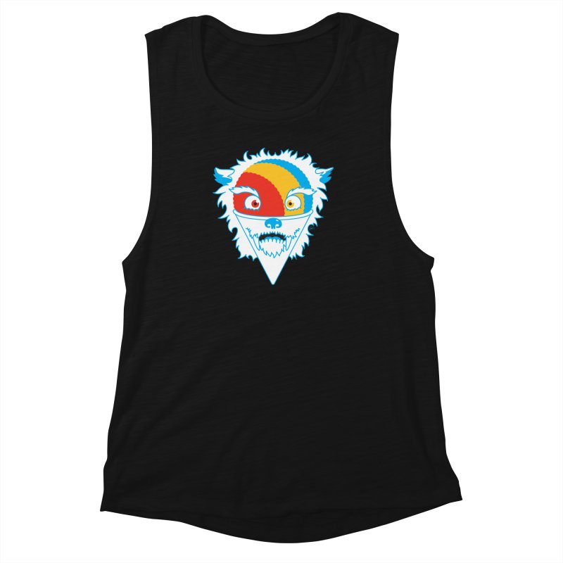 The Abominable Snow-Cone Women's Muscle Tank by Trulyfunky Shop @ Threadless!