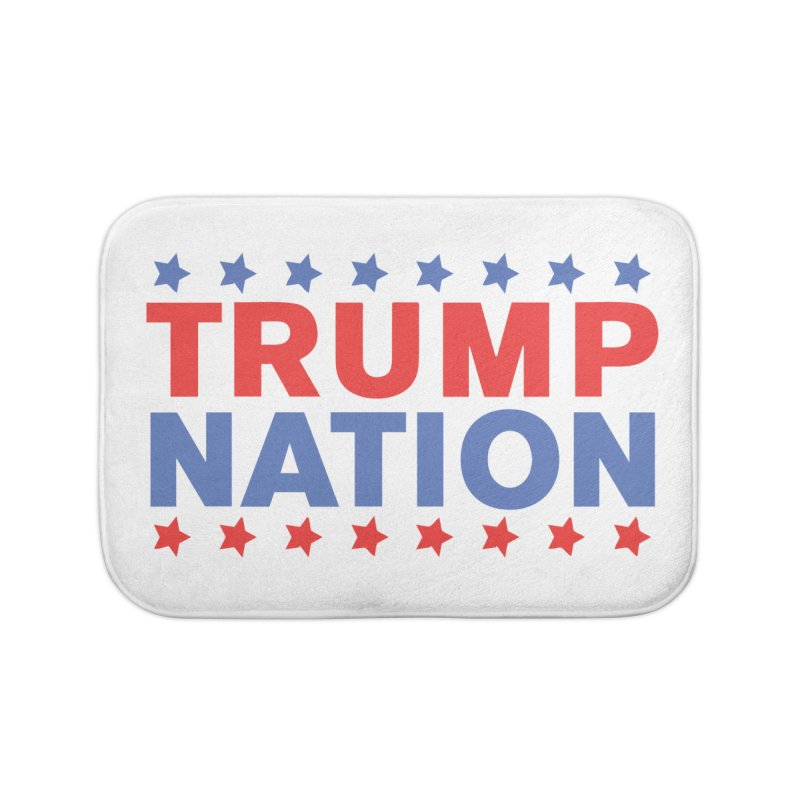Trump Nation Home Bath Mat by Trump Nation