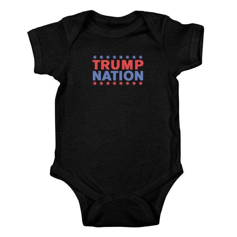 Trump Nation Kids Baby Bodysuit by Trump Nation