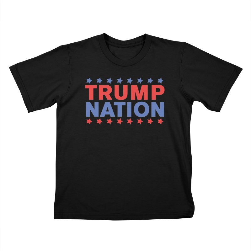 Trump Nation Kids T-Shirt by Trump Nation