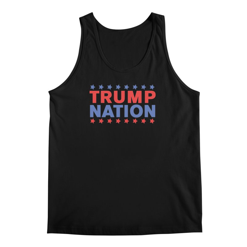Trump Nation Men's Tank by Trump Nation