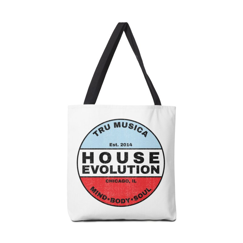 House Evolution Chicago Colors Accessories Bag by Tru Musica Merchandise