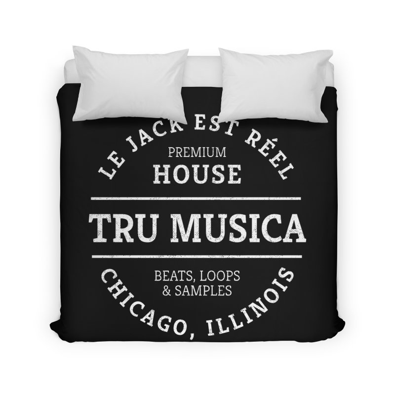 Tru Musica Premium House Home Duvet by Tru Musica Merchandise