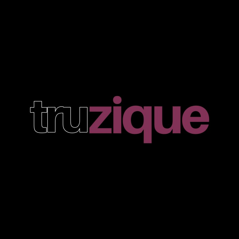 Truzique Home Framed Fine Art Print by Tru Musica Merchandise