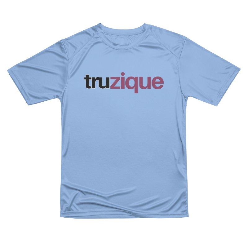 Truzique Women's T-Shirt by Tru Musica Merchandise
