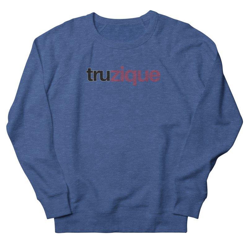 Truzique Men's Sweatshirt by Tru Musica Merchandise