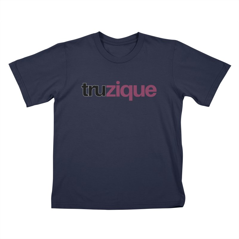 Truzique Kids T-Shirt by Tru Musica Merchandise
