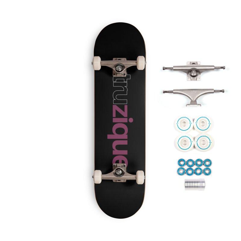 Truzique Accessories Skateboard by Tru Musica Merchandise