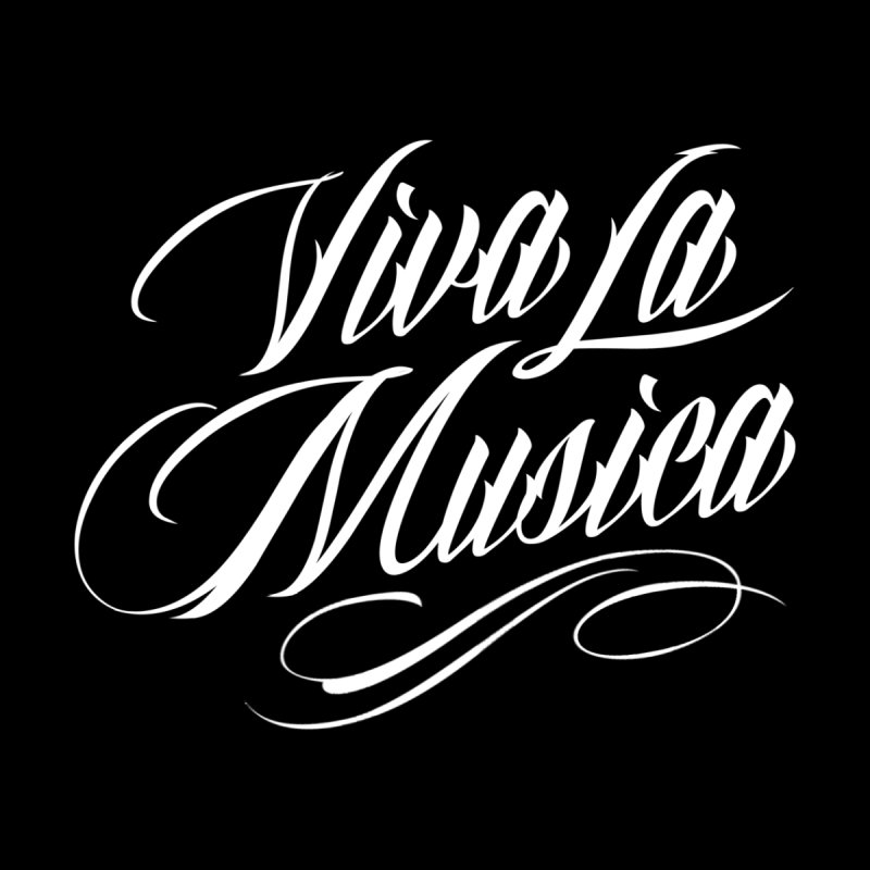Viva La Musica Men's T-Shirt by Tru Musica Merchandise