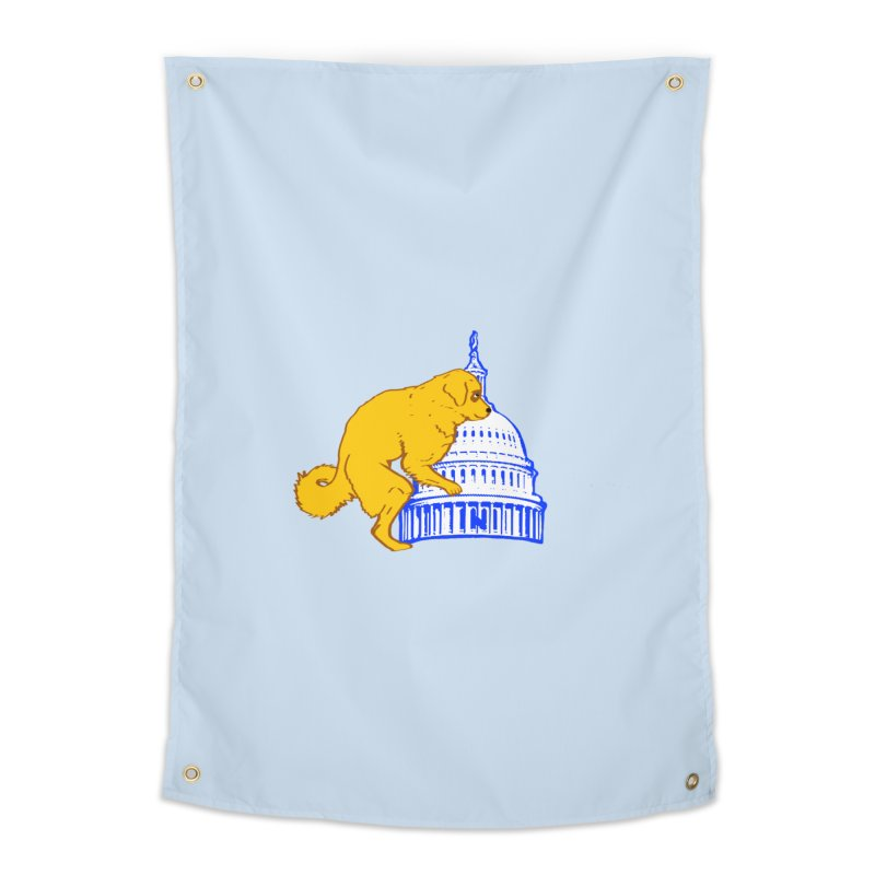 hump da house Home Tapestry by truthpup's Artist Shop