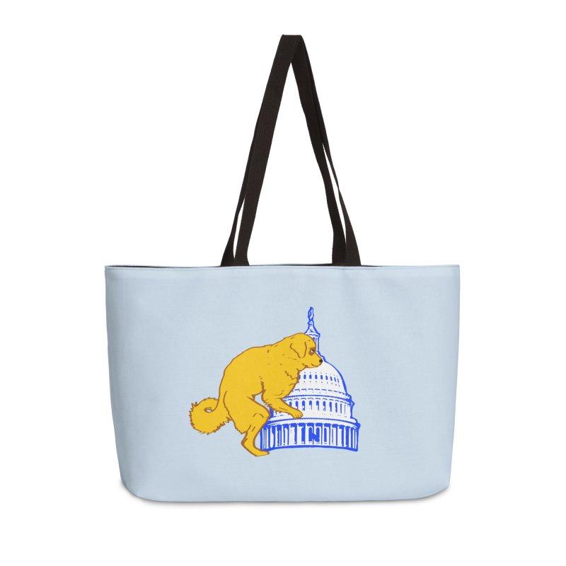 hump da house Accessories Weekender Bag Bag by truthpup's Artist Shop