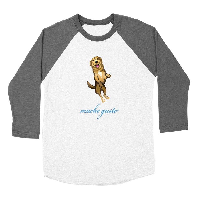 Mucho Gusto Women's Longsleeve T-Shirt by truthpup's Artist Shop