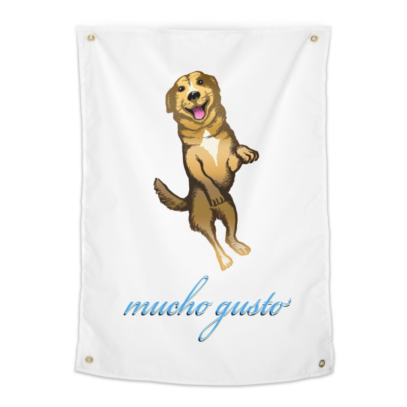 Mucho Gusto Home Tapestry by truthpup's Artist Shop