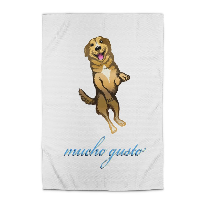 Mucho Gusto Home Rug by truthpup's Artist Shop