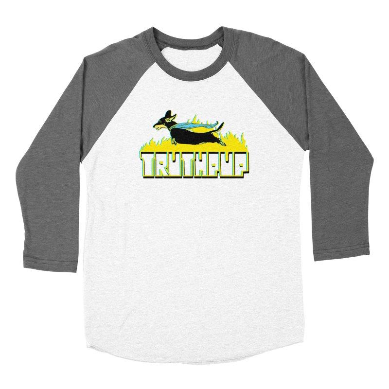 Truthpup Women's Longsleeve T-Shirt by truthpup's Artist Shop