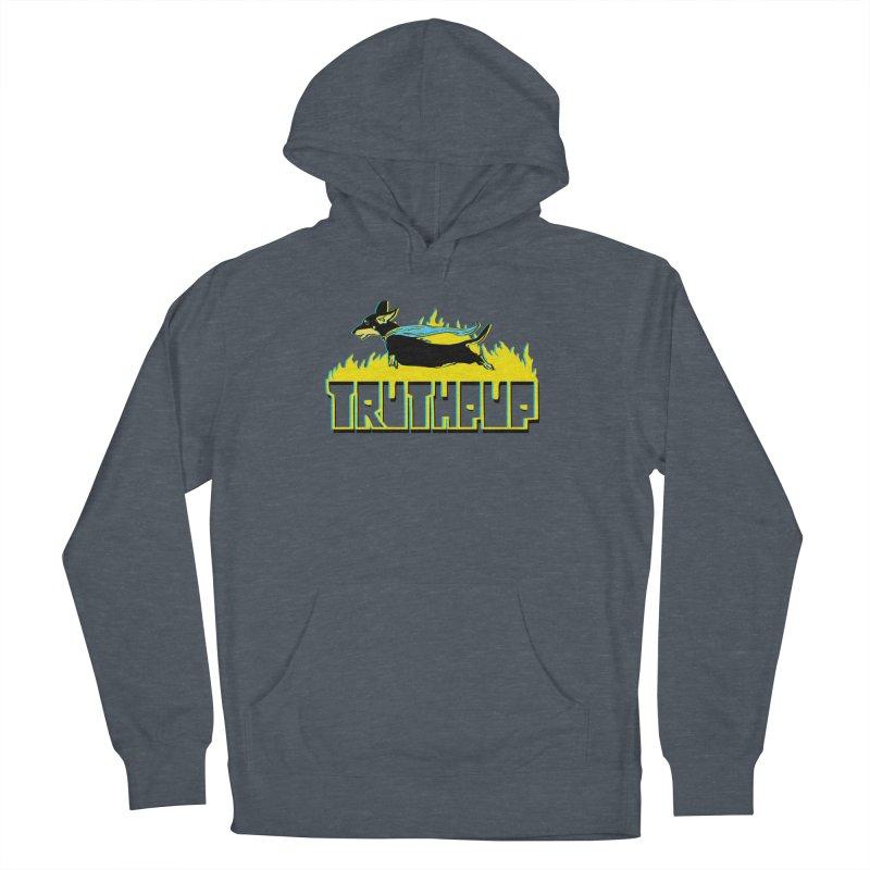 Truthpup Women's Pullover Hoody by truthpup's Artist Shop
