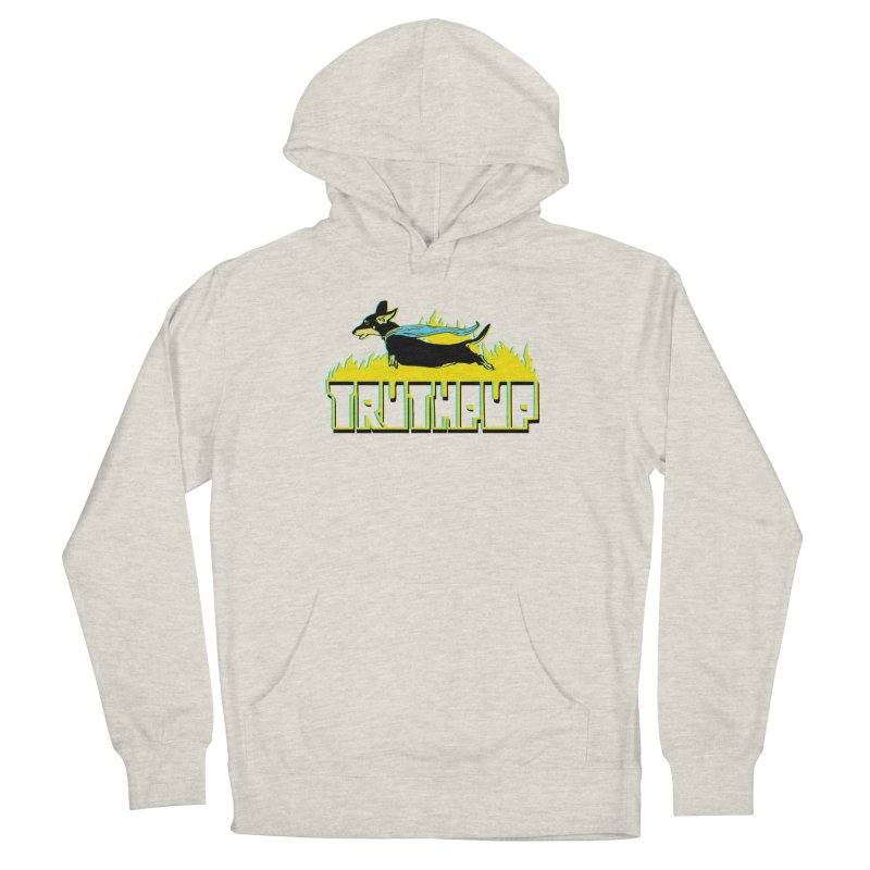 Truthpup Men's Pullover Hoody by truthpup's Artist Shop