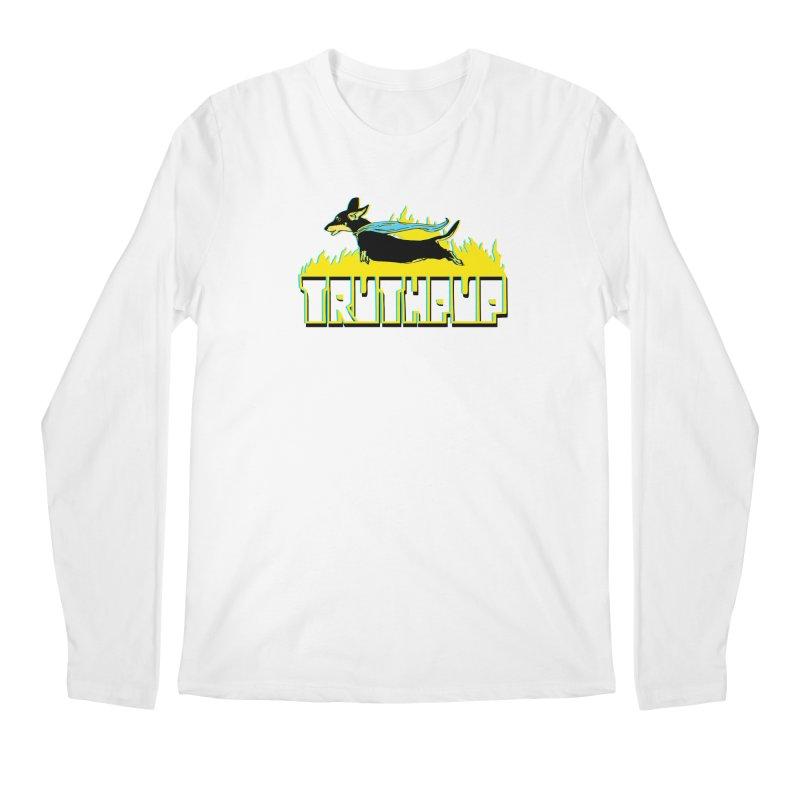 Truthpup Men's Longsleeve T-Shirt by truthpup's Artist Shop