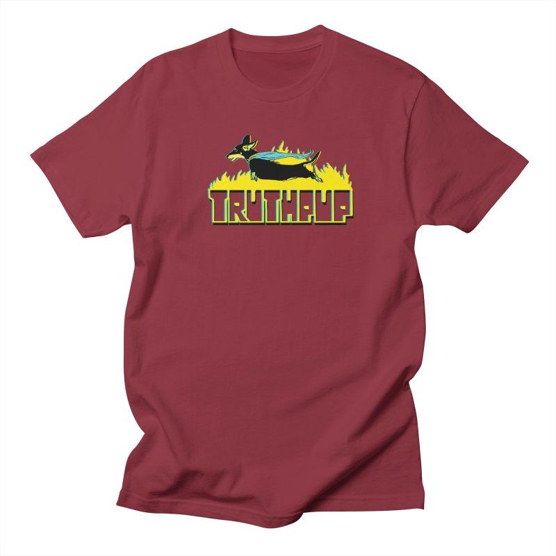 Truthpup Women's Regular Unisex T-Shirt by truthpup's Artist Shop