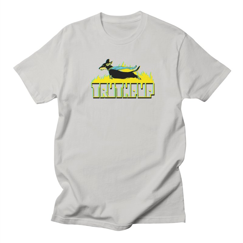Truthpup Men's Regular T-Shirt by truthpup's Artist Shop