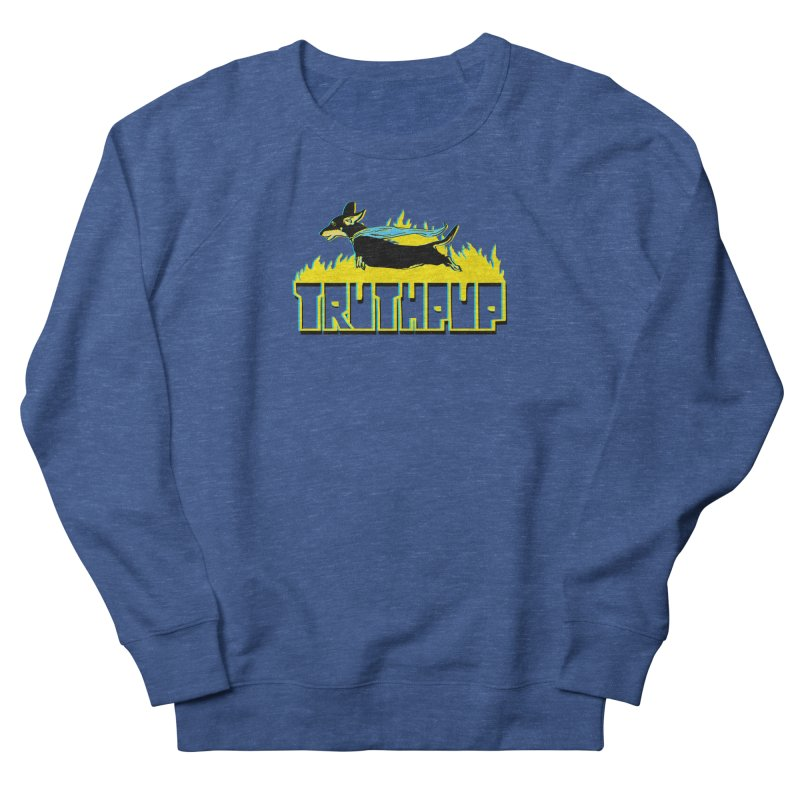 Truthpup Men's Sweatshirt by truthpup's Artist Shop