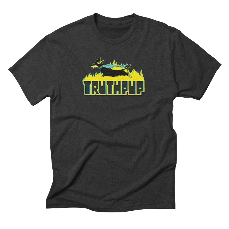 Truthpup Men's Triblend T-Shirt by truthpup's Artist Shop