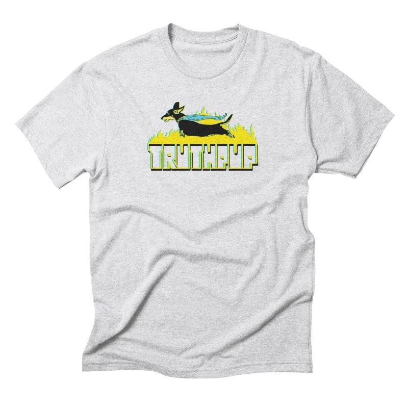 Truthpup Men's Triblend T-Shirt by truthpup's Artist Shop