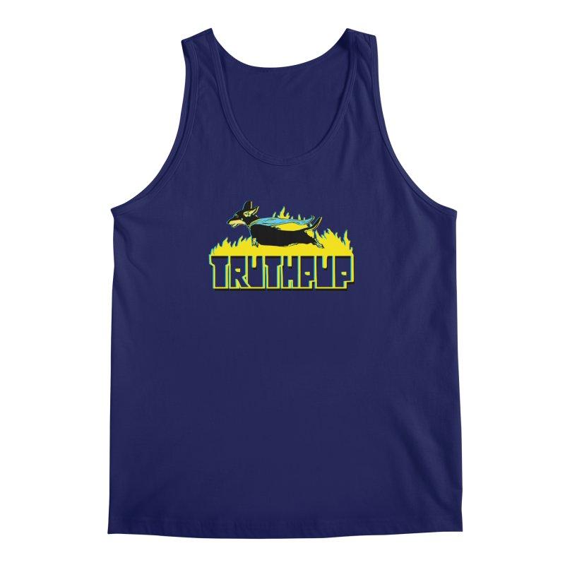 Truthpup Men's Regular Tank by truthpup's Artist Shop