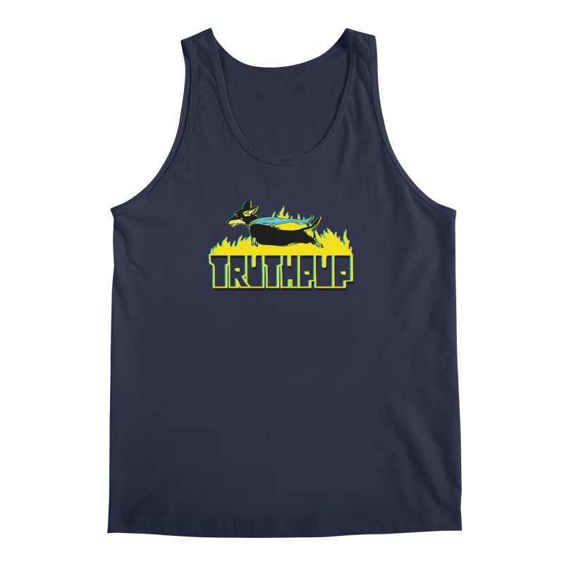 Truthpup Men's Tank by truthpup's Artist Shop