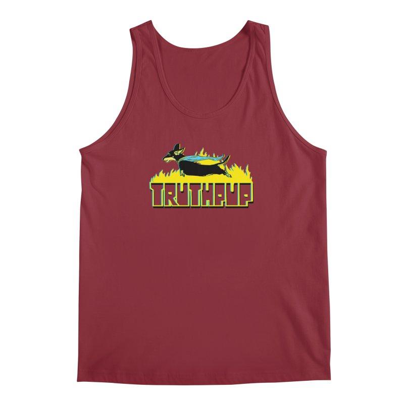 Truthpup Men's Tank by truthpup's Artist Shop