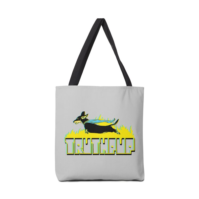 Truthpup Accessories Tote Bag Bag by truthpup's Artist Shop