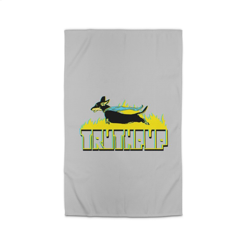 Truthpup Home Rug by truthpup's Artist Shop