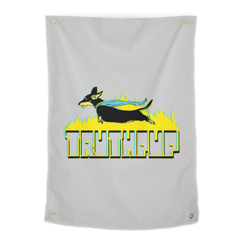 Truthpup Home Tapestry by truthpup's Artist Shop