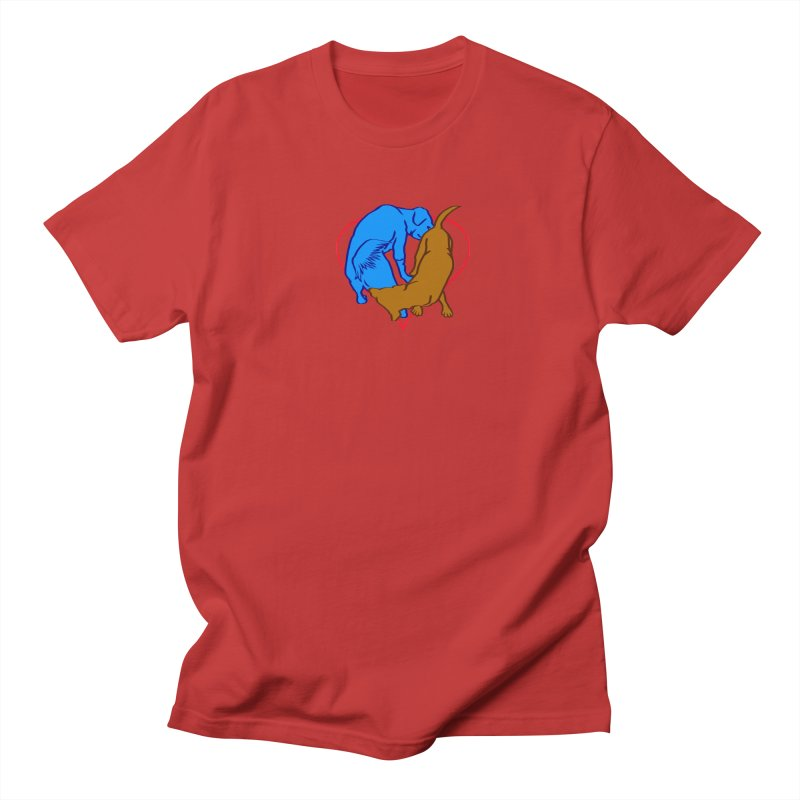 love at first sniff Women's T-Shirt by truthpup's Artist Shop