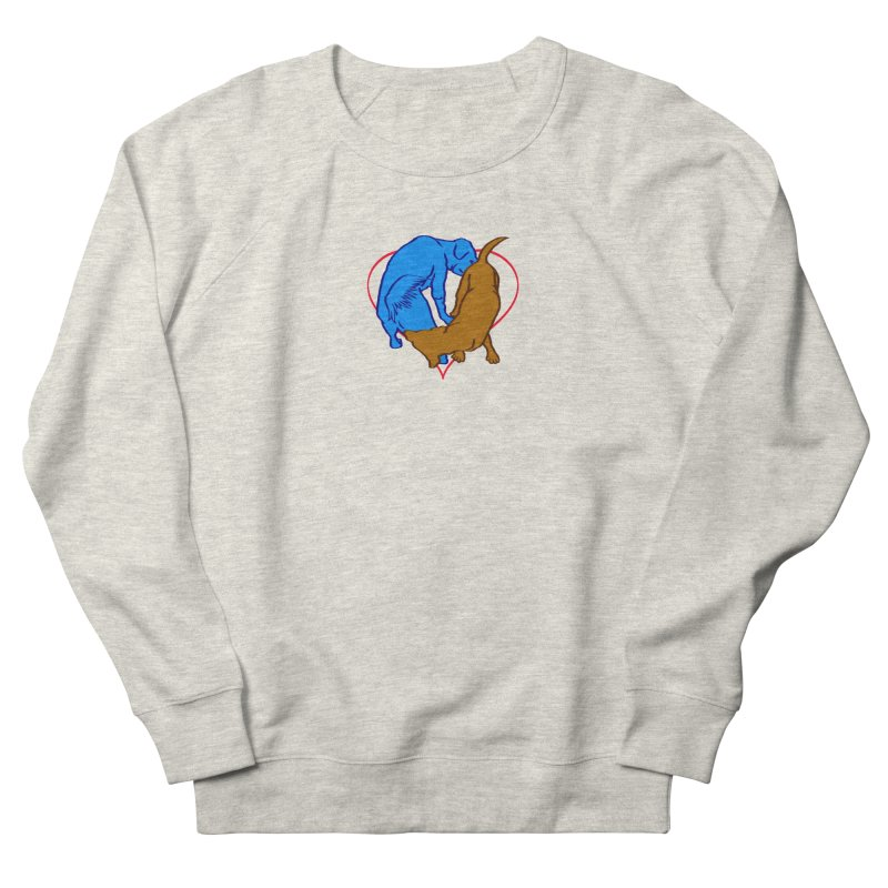 love at first sniff Men's Sweatshirt by truthpup's Artist Shop