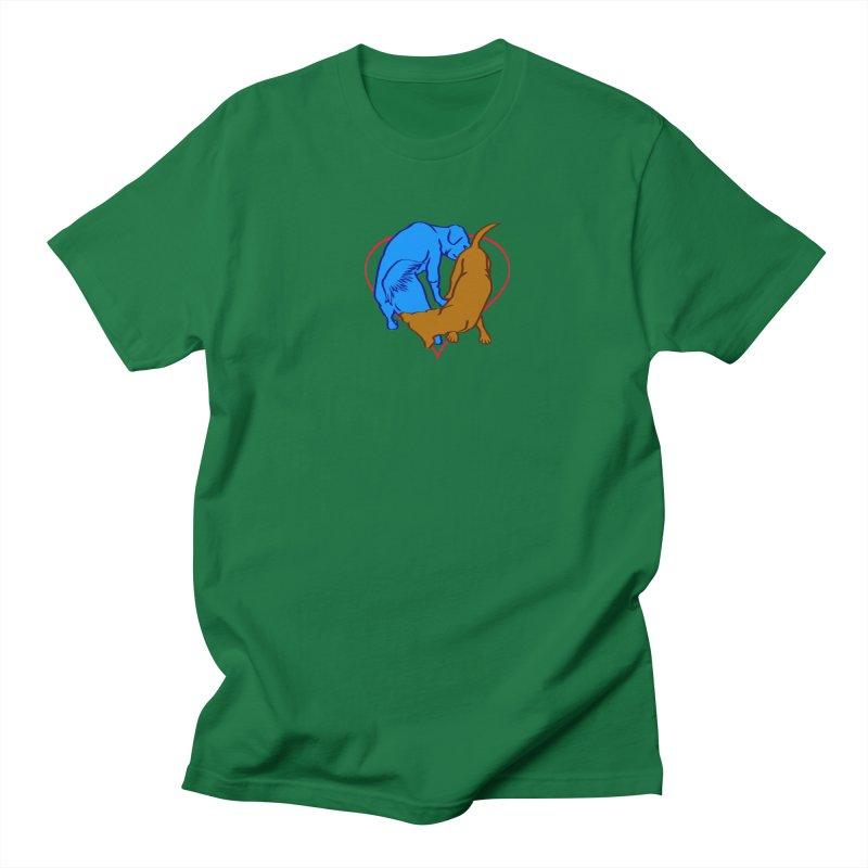 friends Men's Regular T-Shirt by truthpup's Artist Shop