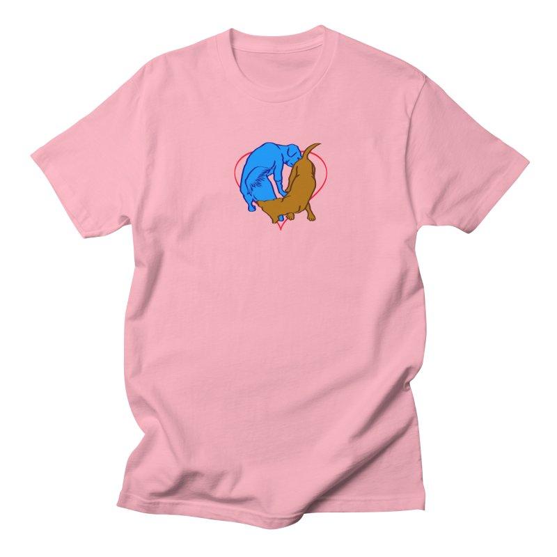 friends Men's T-Shirt by truthpup's Artist Shop