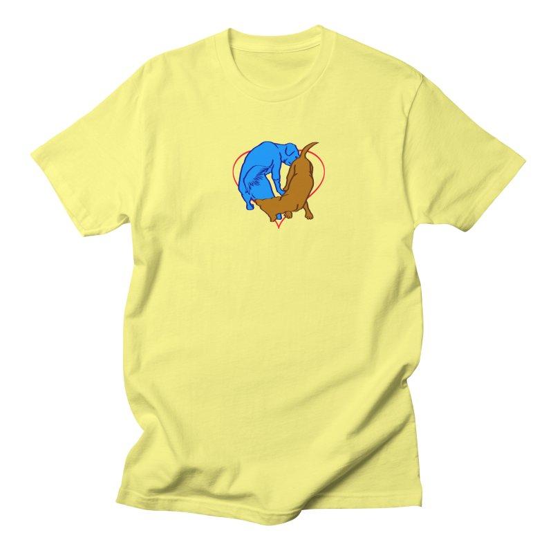friends Women's T-Shirt by truthpup's Artist Shop